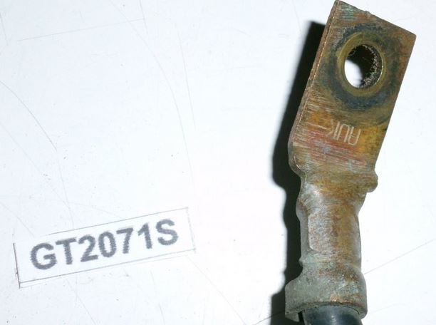 Ford Cargo 0813 Masseband Batteriekabel Massekabel Kabel | GS2071 ...