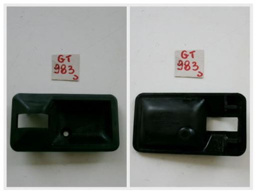 GS983 Ford-Cargo.teile.onl Türöffner Blende 81DBE226K21